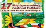 XVII Międzynarodowy Festiwal Folkloru