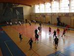 foto: Hala sportowa w Witoszowie Dolnym - turniej siatkówki