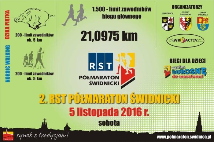 II RST Półmaraton Świdnicki